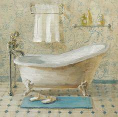 Victorian Bath III Art by Danhui Nai at AllPosters.com