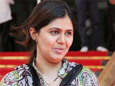 Exotic way: Scam charges: Where is proof? Pankaja Munde asks
