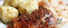 Recept Pečené kachní čtvrtky na kmínu Mashed Potatoes, Ethnic Recipes, Food, Whipped Potatoes, Smash Potatoes, Essen, Meals, Yemek, Eten