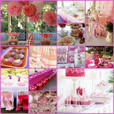 High Tea Ideas for a little girls party!