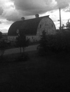Pretty farm photo.
