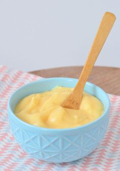 sugar free lemon curd - Suikervrije lemon curd - Laura's Bakery