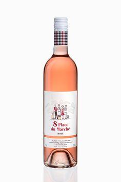 8 Place du Marché Rosé by L'Assemblage