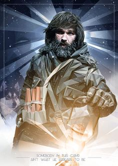 The Thing by Simon Delart
