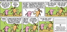 Pearls Before Swine LOL
