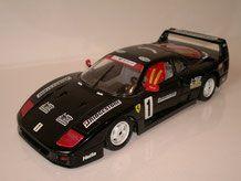Ferrari F40 GT 1/24 modelcar24´s Webseite!