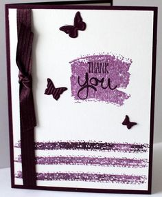 Blackberry Bliss Work of Art by gails - Cards and Paper Crafts at Splitcoaststampers