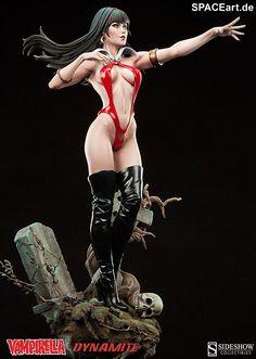Vampirella: Premium Format Statue, Statue / Premium Format Figur ... http://spaceart.de/produkte/vpr003.php