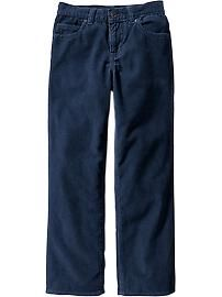 cf53178acbade Boys Straight-Leg Cords  4 - He has dress down days sometimes so I