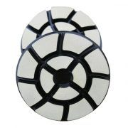 Ceramic Bond Diamond Polishing Pad is a transitional polishing pads between resin bond and metal bond tools. Resin Bond, Grinding Machine, Concrete, Floor, Ceramics, Tools, Diamond, Metal, Pavement