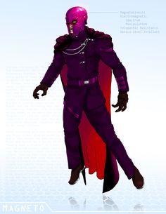 Magneto - OG Marvel remix DB by ogi-g.deviantart.com on @deviantART