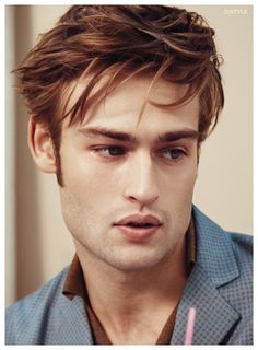 CHARMS DOUGLAS BOOTH DE INSPIRACIÓN RETRO FASHIONS FOR INSTYLE SHOOT