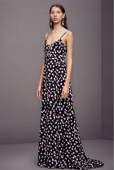 Trend Pre-fall 16-17: abito lungo