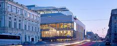 New Mariinsky Theatre | Diamond Schmitt Architects