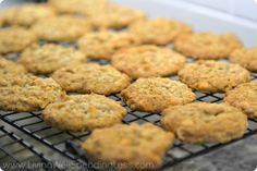 Oatmeal Butterscotch Cookies 13