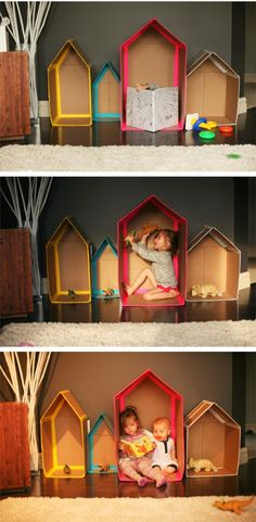 cutest forts ever.