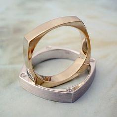 Обручальные кольца (Мод. 228)
