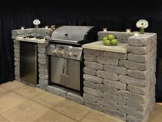 """Determine additional details on """"built in grill ideas"""". Look into our web site. Patio Grill, Diy Grill, Grill Area, Bbq Area, Barbecue Grill, Backyard Patio, Grilling, Outdoor Grill Station, Moraira"""