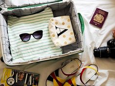 Packing For Our Holiday With Kipling Suitcases