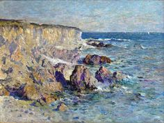 * Anna Boch - - - The Shores of Brittany - (043-003)