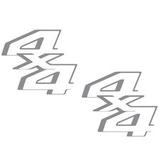 Ford F150 4x4 Decals Stickers Truck Bedside 2009-2014 C Set of 2