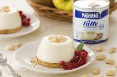 Dolce latte (usate il kefir al posto della panna)