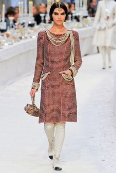 Chanel Pre-Fall 2012 Fashion Show: Complete Collection - Style.com