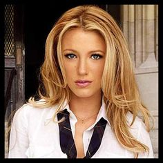 Blake Lively as Serena van der Woodsen with a butter blonde hair color   Winter Hair ColorsNew  The New Hair Color Trends For Fall 2014 2015   http www  . New Blonde Hair Trends 2015. Home Design Ideas