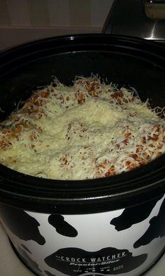 Quilts by Nan: Crockpot Spaghetti