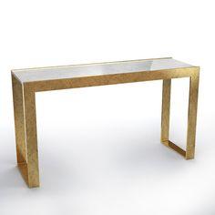 Seneca Console Table | Williams-Sonoman- maybe entryway table?