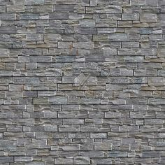 Stacked slabs walls stone texture seamless 08153