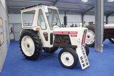 David Brown Tractors Banner Tractor Shed Workshop Vintage Agriculture Show
