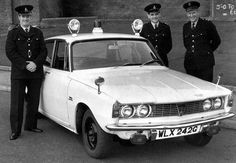 Although earlier Rovers such as the P4 and P5 were certainly used by various police forces, the British Leyland-era P6 and SD1 became almost synonymous with the term 'jam sandwich', referring to dayglo orange stripe carried by motorway patrol cars.