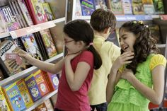 One of Scholastic's best-known and best-loved businesses, Scholastic Book Fairs in-school literacy events bring the joy and excitement of reading right to students.