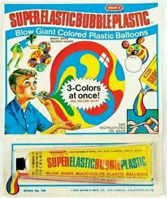 loved this stuff-until my brother always wanted to pop my ballons I made!!