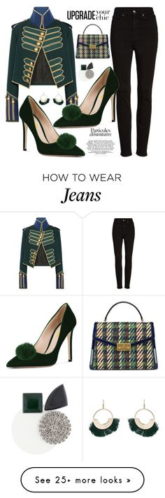 """New Style"" by fsjamazon on Polyvore featuring Tory Burch, Burberry, Good American, Kenneth Jay Lane and Marni"