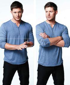 Damn it, Jensen.
