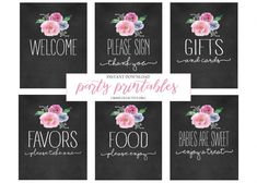 MOM-osa Bar:a fun mimosa bar for a baby shower or Mother's Day Baby Shower Drinks, Baby Shower Brunch, Boho Baby Shower, Baby Shower Signs, Baby Shower Parties, Bridal Shower, Girl Shower, Baby Showers, Baby Shower Printables