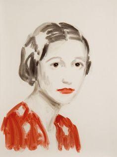 Wallis Simpson // Annie Kevans 2010