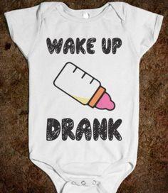funny onesie. #somedaybabies #babyshower