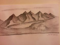 #Disegno #drawing #sesto #graphite #sketch #landscape