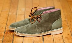 Clarks Originals x Herschel Supply Co. Desert Boot