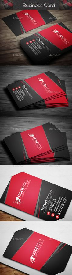 Corporate Business Card - Corporate Business Cards Download here : http://graphicriver.net/item/corporate-business-card/12799723?s_rank=1715&ref=Al-fatih