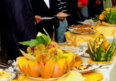 I buffet
