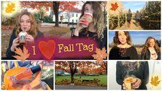 I ♡ Fall Tag!