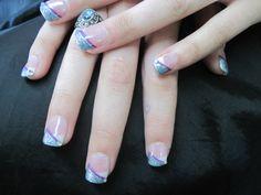 Prom Nails #SherriHillStyle love it