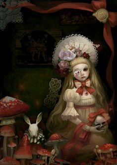 Victorian Era Alice