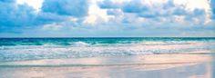 beautiful beach cover photo