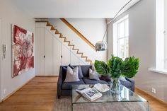 Beste St. Hanshaugen - Arkitekttegnet 4-roms toppleilighet over to plan med solrik balkong - Spennende bolig med fantastisk beliggenhet og 118 kvm gulvareal. - PrivatMegleren