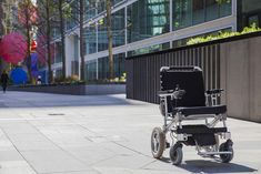 Folding Electric Wheelchair, Indoor, Home, Interior, Ad Home, Homes, Houses, Haus